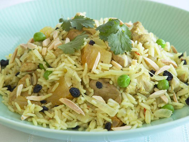 Chicken Biryani with Raita Recipe | Yummly