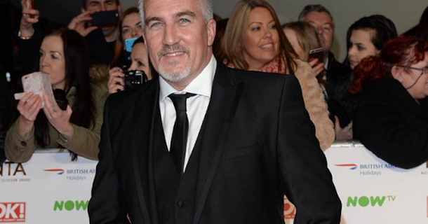 Paul Hollywood teases talented Great British Bake Off