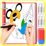 😍Learn To Draw:Adventure Time APK icon