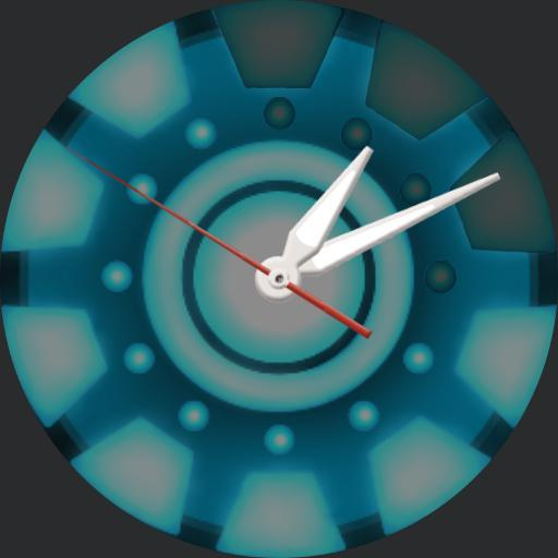 Arc Reactor for WatchMaker