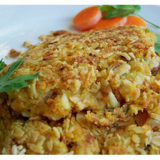 Garbanzo Oat Patties