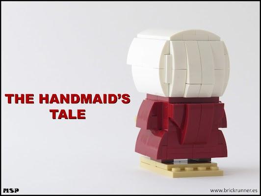 The Handmaid's Tale (Back)