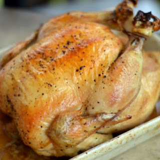 4-Ingredient Roast Chicken