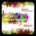 Samsung Convention Miami 2019 icon