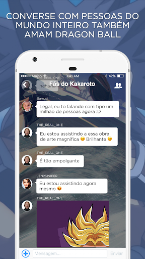 Amino para Dragon Ball em Português 1.8.18641 screenshots 2