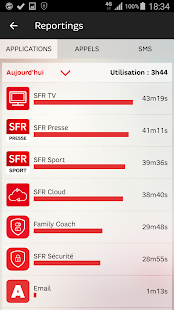 SFR FAMILY COACH- screenshot thumbnail