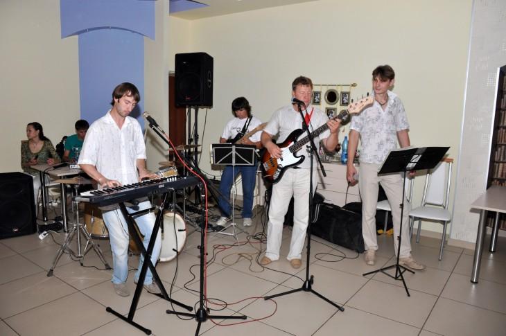 Музыкальный Коллектив «Орион» в Саратове