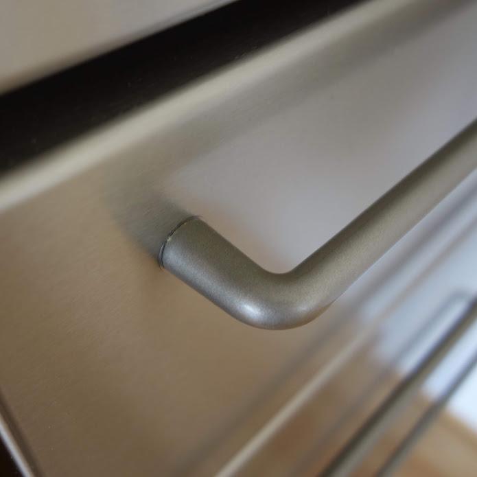 無印良品 ステンレス冷蔵庫 ハンドル
