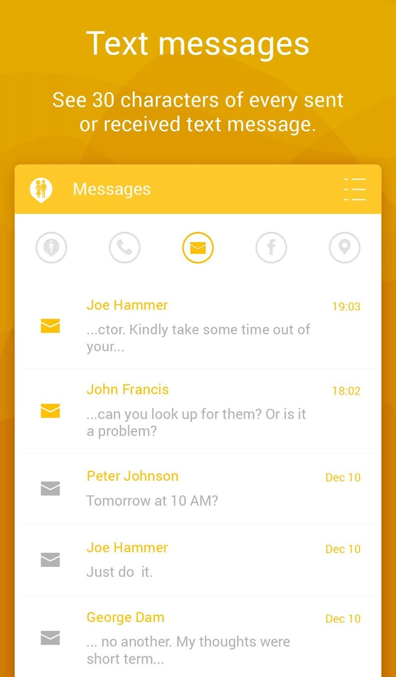 Couple Tracker Pro - Cell phone monitoring Screenshot 16
