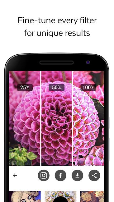 #5. Prisma Beta (Android)