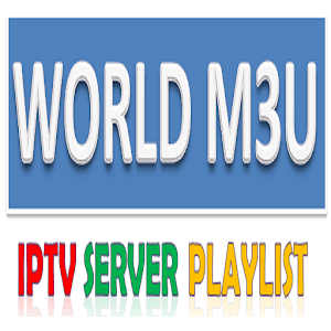 World M3U IPTV Server PlayList APK 4 0