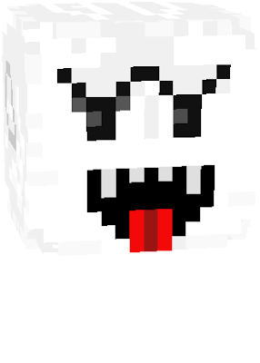 i am making a Mario texture pack and i wanted a boo