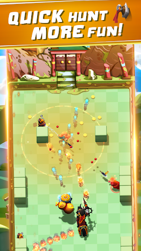 Arcade Hunter: Sword, Gun, and Magic 1.4.0 screenshots 1