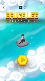 Bruce Lee Dragon Run Screenshot