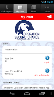 Operation Second Chance App- screenshot thumbnail