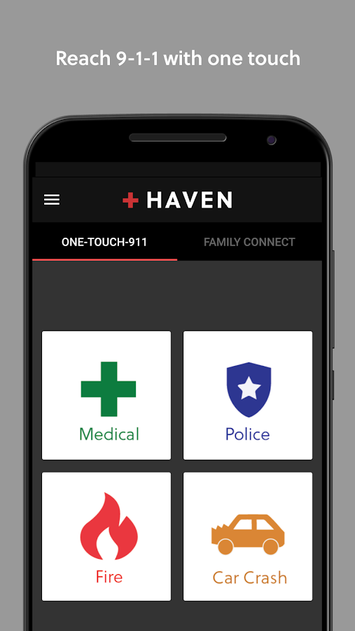 RapidSOS - Haven- screenshot