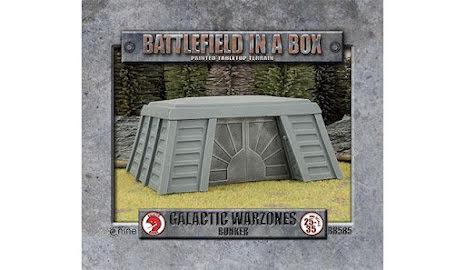 Galactic Warzones - Bunker