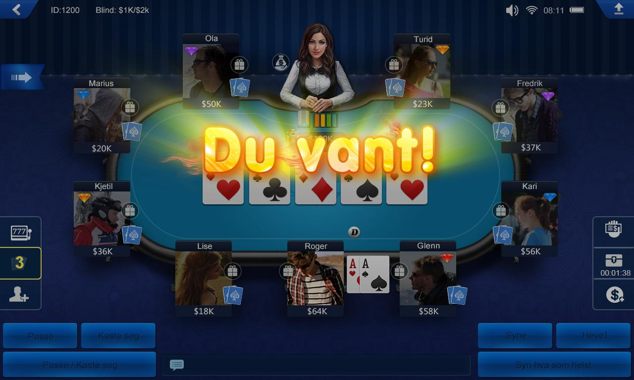 Best ai poker app android