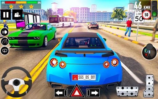 Car Driving School 2020: Real Driving Academy Test modavailable screenshots 3