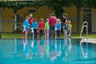 Photo: Foto: Alexander Forst-Rakoczy Schwimmprüfung, Freischwimmer, Fahrtenschwimmer