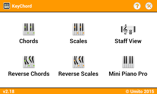玩免費書籍APP|下載KeyChord - Piano Chords/Scales app不用錢|硬是要APP