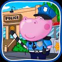 Kids Policeman Station icon