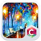 HD Beautiful Scenery Theme icon