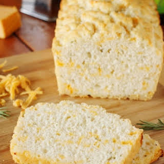 Cheddar-Rosemary Beer Bread.