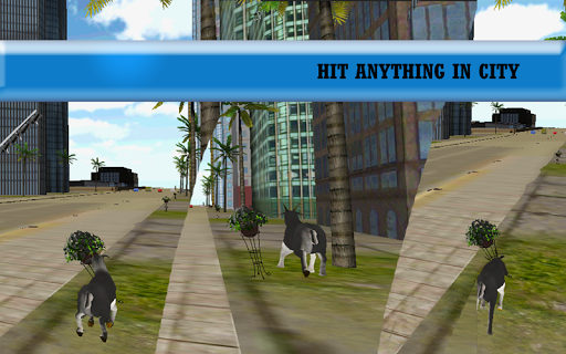Angry Goat Simulator 3D