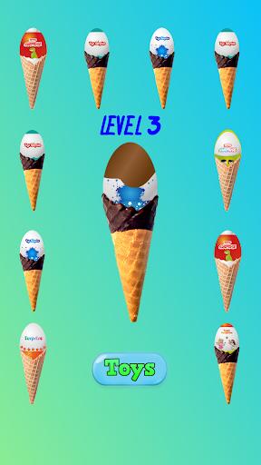 Ice Cream Surprise Eggs apktram screenshots 3