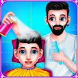 Beard & Hair Shop Simulator file APK for Gaming PC/PS3/PS4 Smart TV