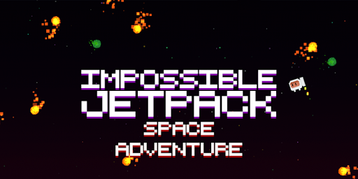 Impossible Jetpack in Space
