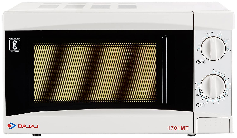 Bajaj 17 Litres Solo Microwave Oven