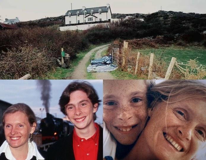 Sophie Un asesinato en Cork