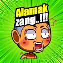 Stiker Batak Medan Lucu WAStickerApps icon