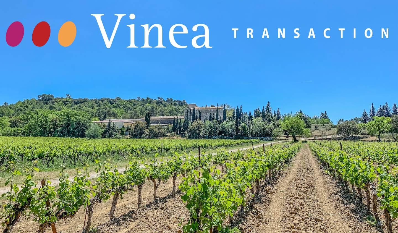 Vignoble avec piscine et dépendances Aix-en-Provence