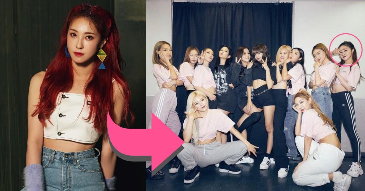 Meet The Blackpink Backup Dancer Who Debuted In 5 K Pop Groups Koreaboo