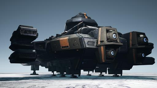 Ark of War - The War of Universe screenshots 12