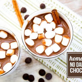 Homemade Dairy-Free Hot Chocolate Recipe