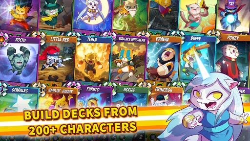 Tap Cats: Epic Card Battle (CCG) 0.7.0 screenshots 2