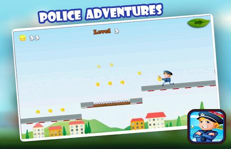 Police Jumper : Adventure Game screenshot 2