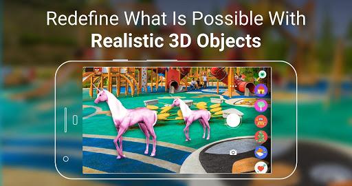 Leo AR - Augmented Reality Camera 2018.09.27- screenshots 1