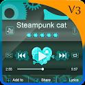 Стимпанк кошка PlayerPro icon