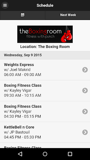The Boxing Room Brighton