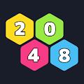 2048 Hexagon - Merge Number Block Puzzle APK