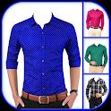 Man Formal Shirt Photo Suit Editor icon