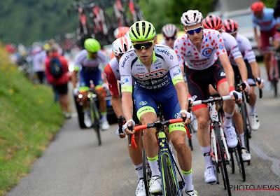 """Belgische smaakmaker in de Tour: """"Ik droom van stap naar hoogste niveau"""""""