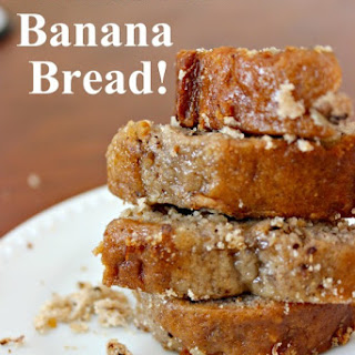 Delicious Banana Bread!