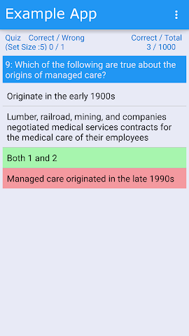 android EMT Basic QA Review Screenshot 3
