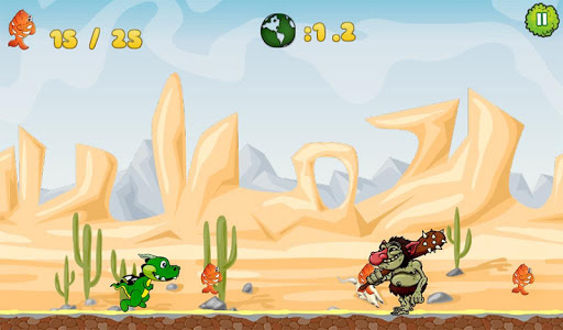 Little Dragon Run screenshot 5